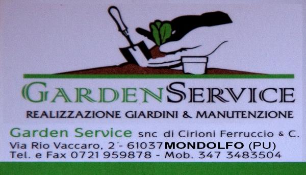 Garden Service Mondolfo
