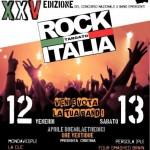 ROCK TARGATO ITALIA SEMIFINALI REGIONE MARCHE