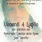 Concerto di Beneficenza in memoria di Cosetta Piergiovanni