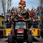 Nicola Gaggi : Borghetti Bugaron Band al Carnevale di Fano 2015 con la Musica Arabita