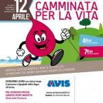 LA CAMMINATA per la VITA Domenica 12 Aprile – Mondolfo