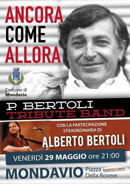 P.BERTOLI TRIBUTE BAND