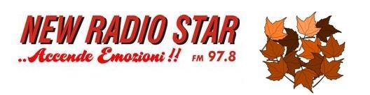 NEW RADIO STAR autunno