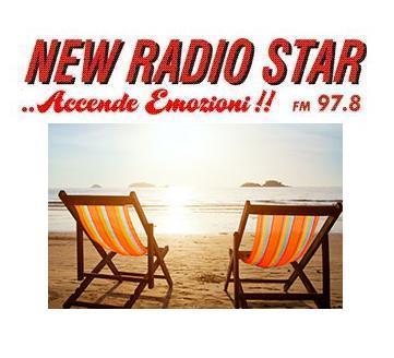 new radio star spiaggia