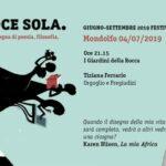 """MONDOLFO :  intervista ENRICO SORA – Consigliere Comunale con delega alla Cultura – """"NON A VOCE SOLA"""": FESTEGGIA IL DECENNALE CON LA GIORNALISTA TIZIANA FERRARIO"""