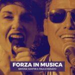 FORZA in MUSICA  nuovo singolo di SIMONA SANTIN & PAULO RENATO NARDELLI